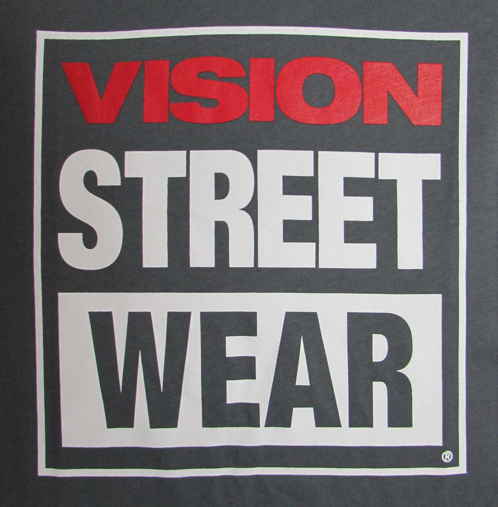 Vision-Street-Wear-Womens-2013-VSW-Logo-Cap-Sleeve-Tee-Shirt thumbnail 5