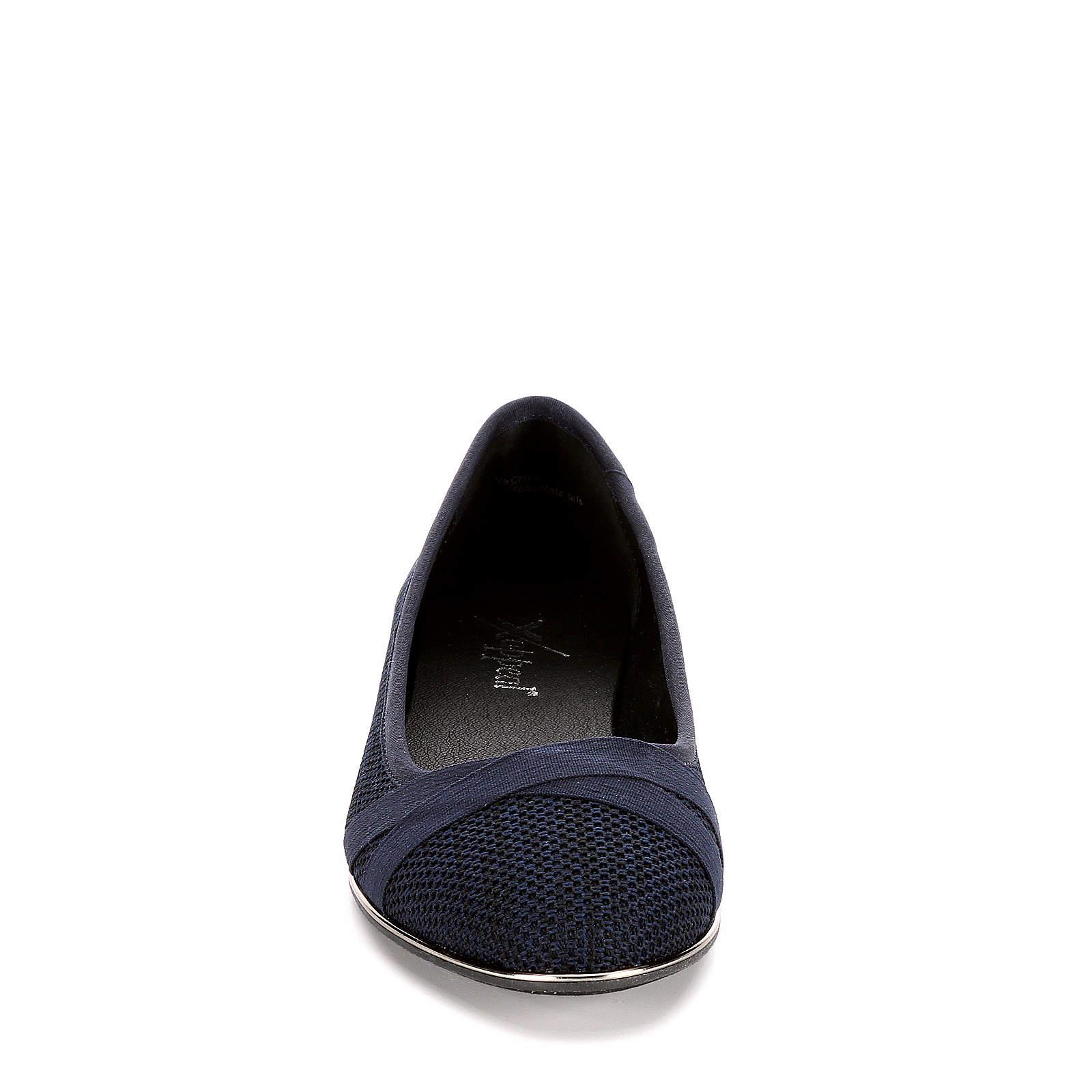 XAPPEAL-Womens-Mitzie-Slip-On-Mesh-Flat-Shoes thumbnail 4