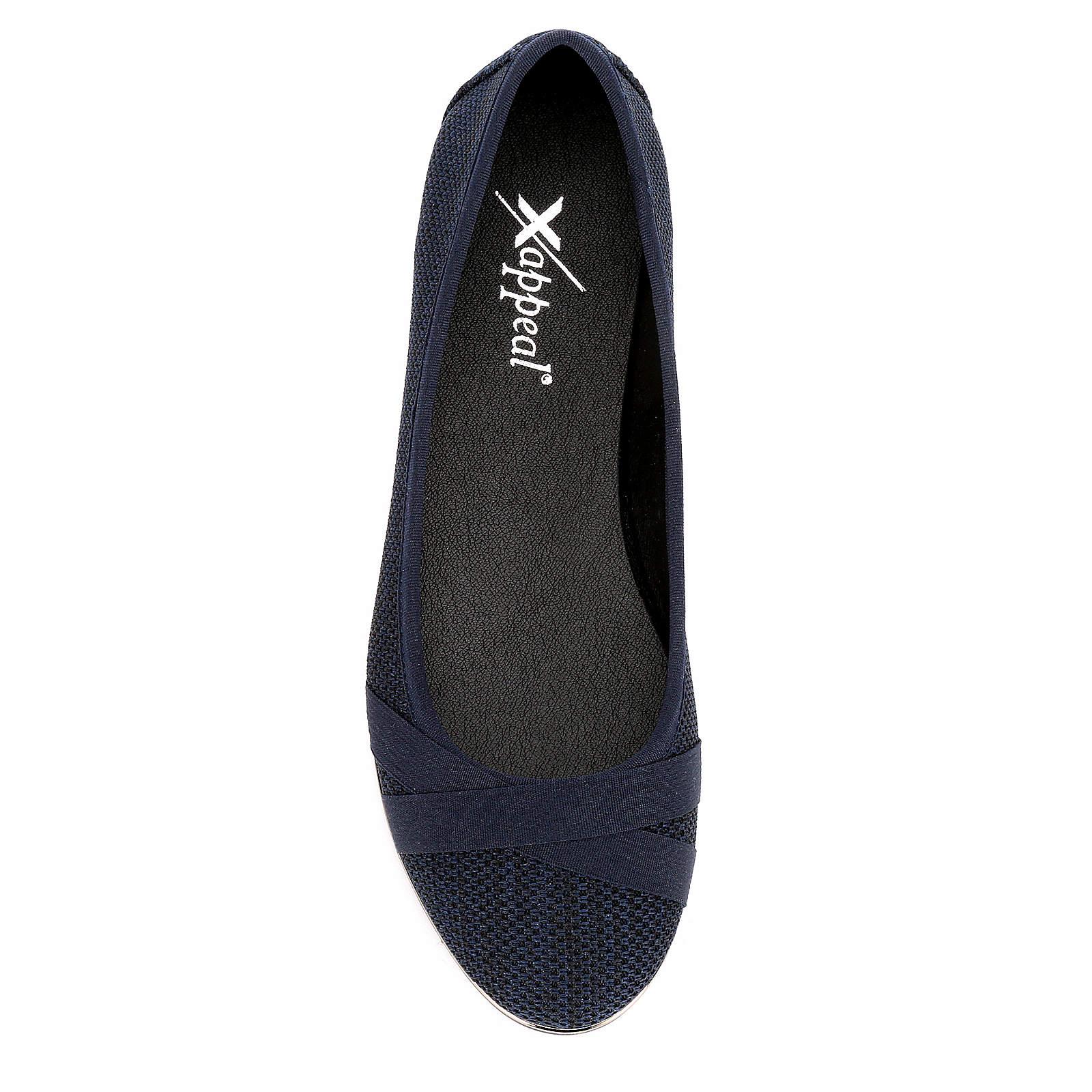 XAPPEAL-Womens-Mitzie-Slip-On-Mesh-Flat-Shoes thumbnail 7