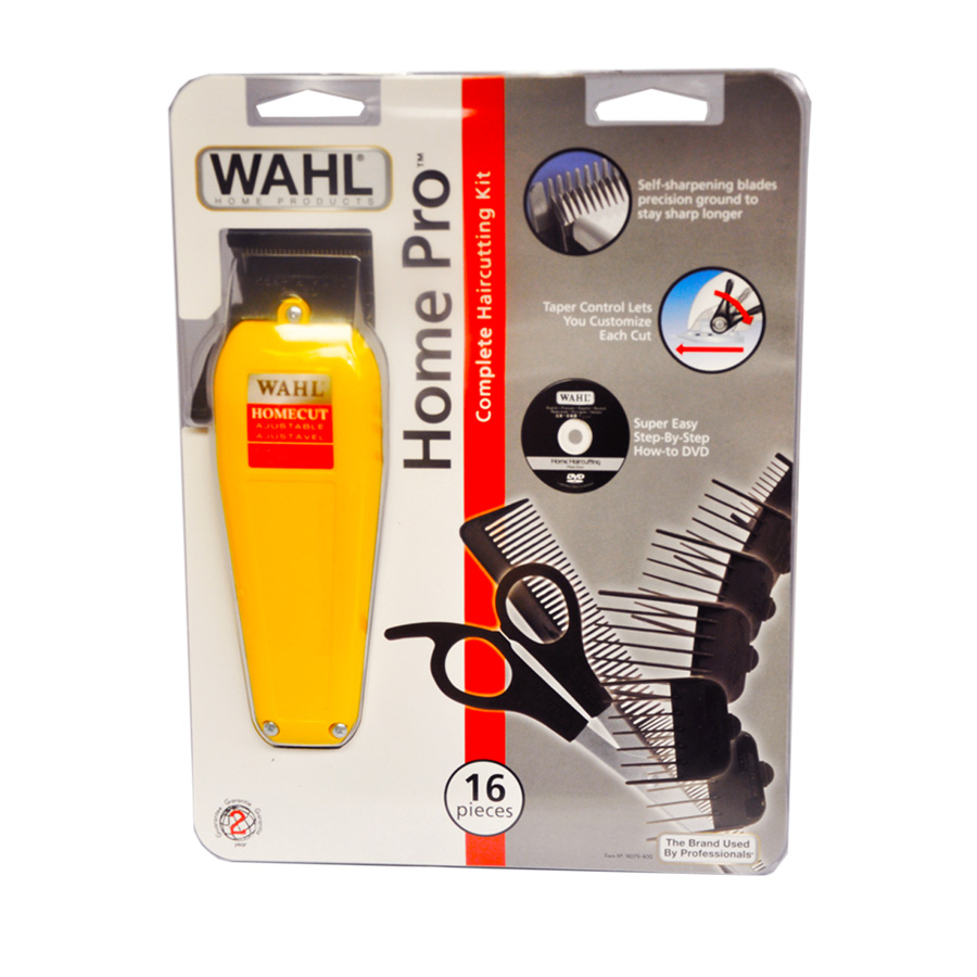 wahl home haircutting kit wahl home pro 16 haircutting kit 9243 123 made in 4093