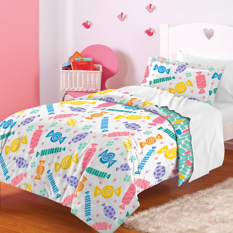 comforter walmartcom your yakunina beddings nursery black s pink brown set in zone green and tribal mint info bedding