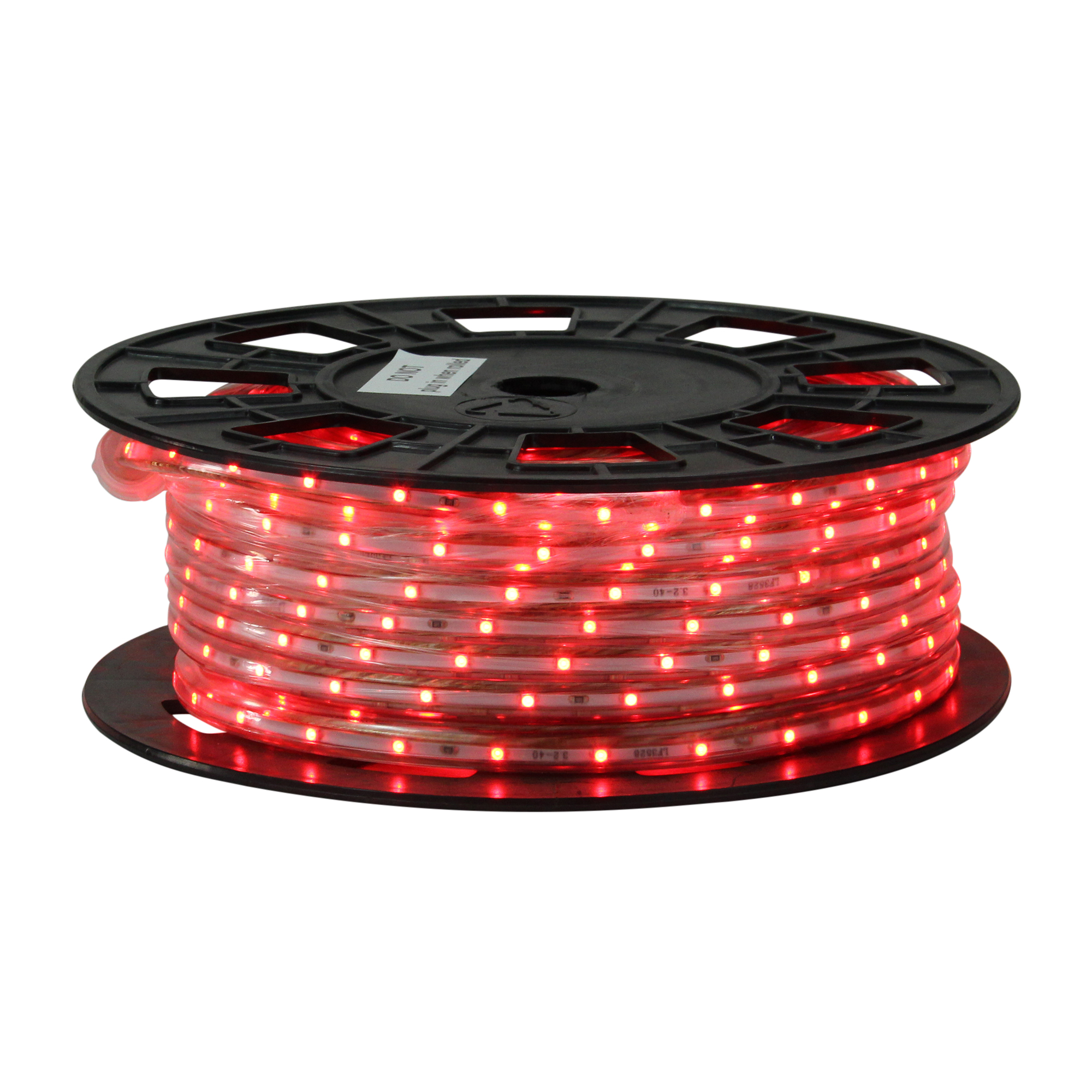 Details About Cc Christmas Decor 100 Commercial Red Led Christmas Linear Tape Lighting