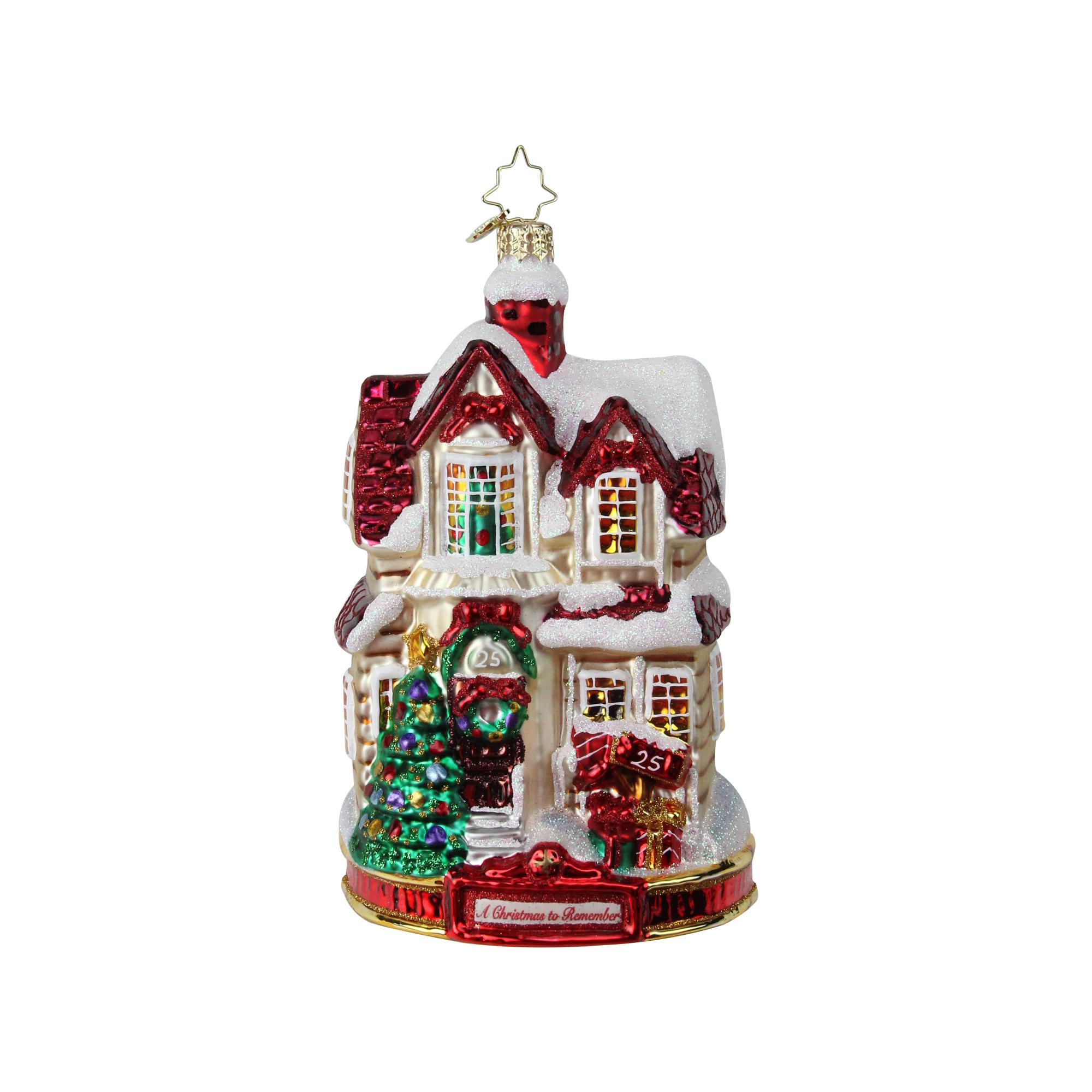 Christopher Radko I\'ll be Home for Christmas, Christmas Ornament ...