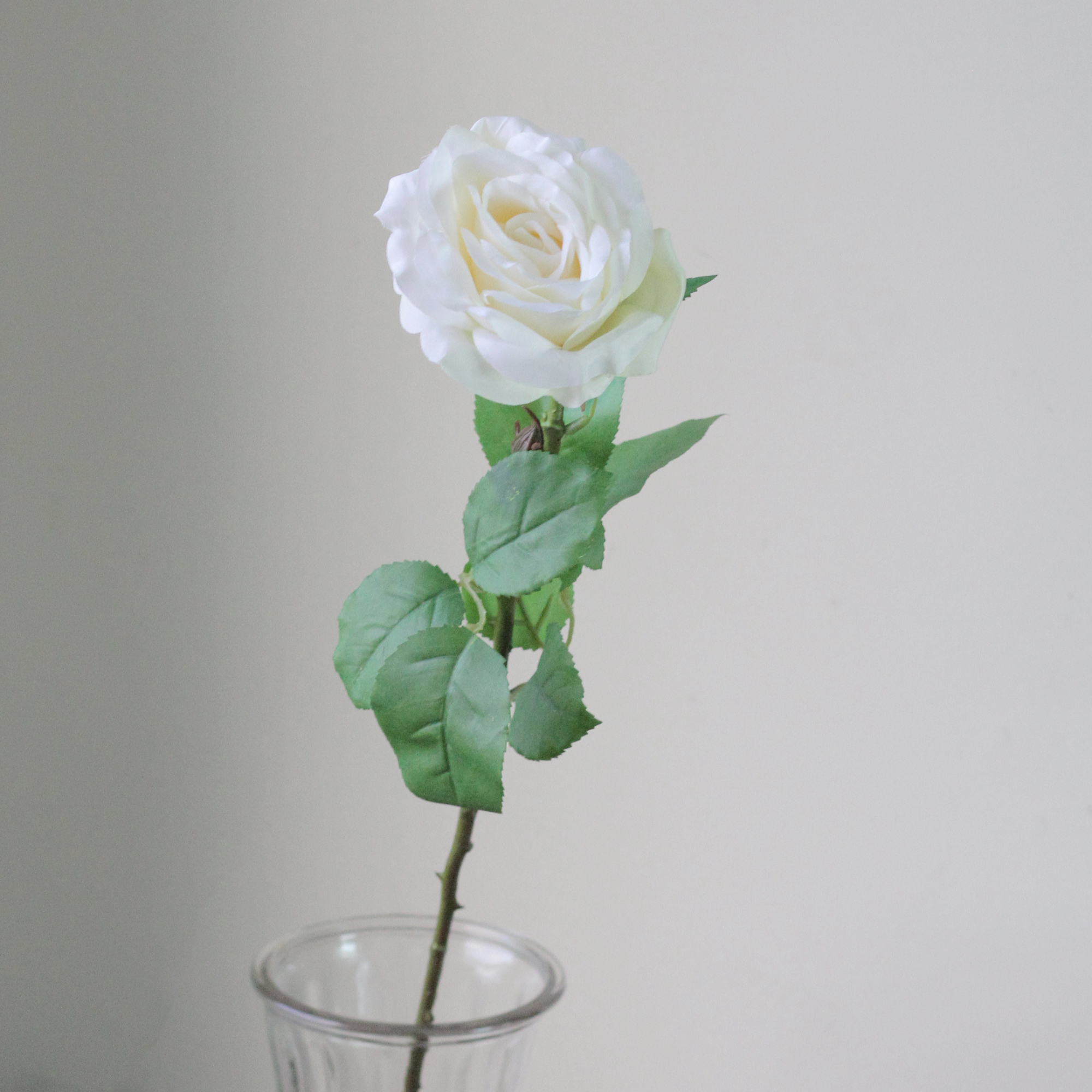 "CC Home Furnishings 31/"" Artificial Long Stem Orange Country Poppy Flower Pick"