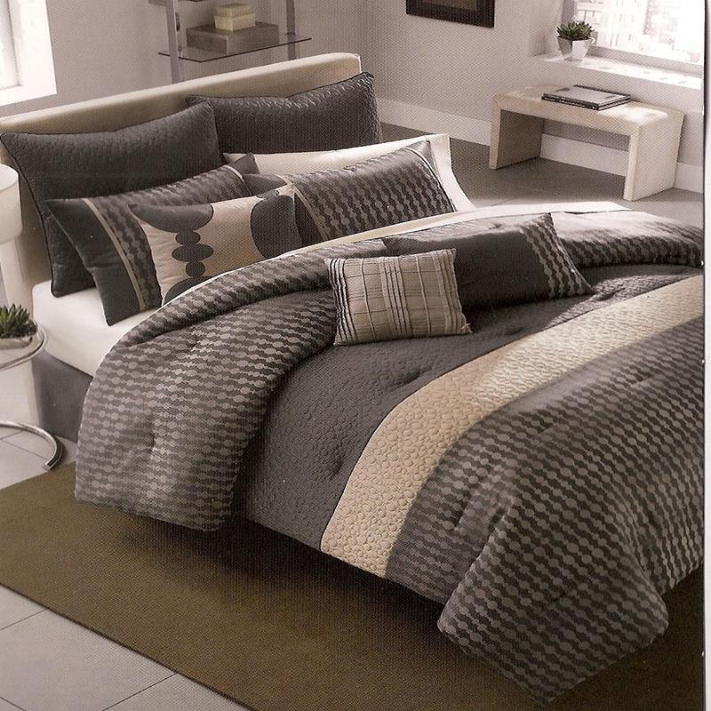 Studio 3B Urban Mercer Oversize Queen Comforter Set NEW | eBay