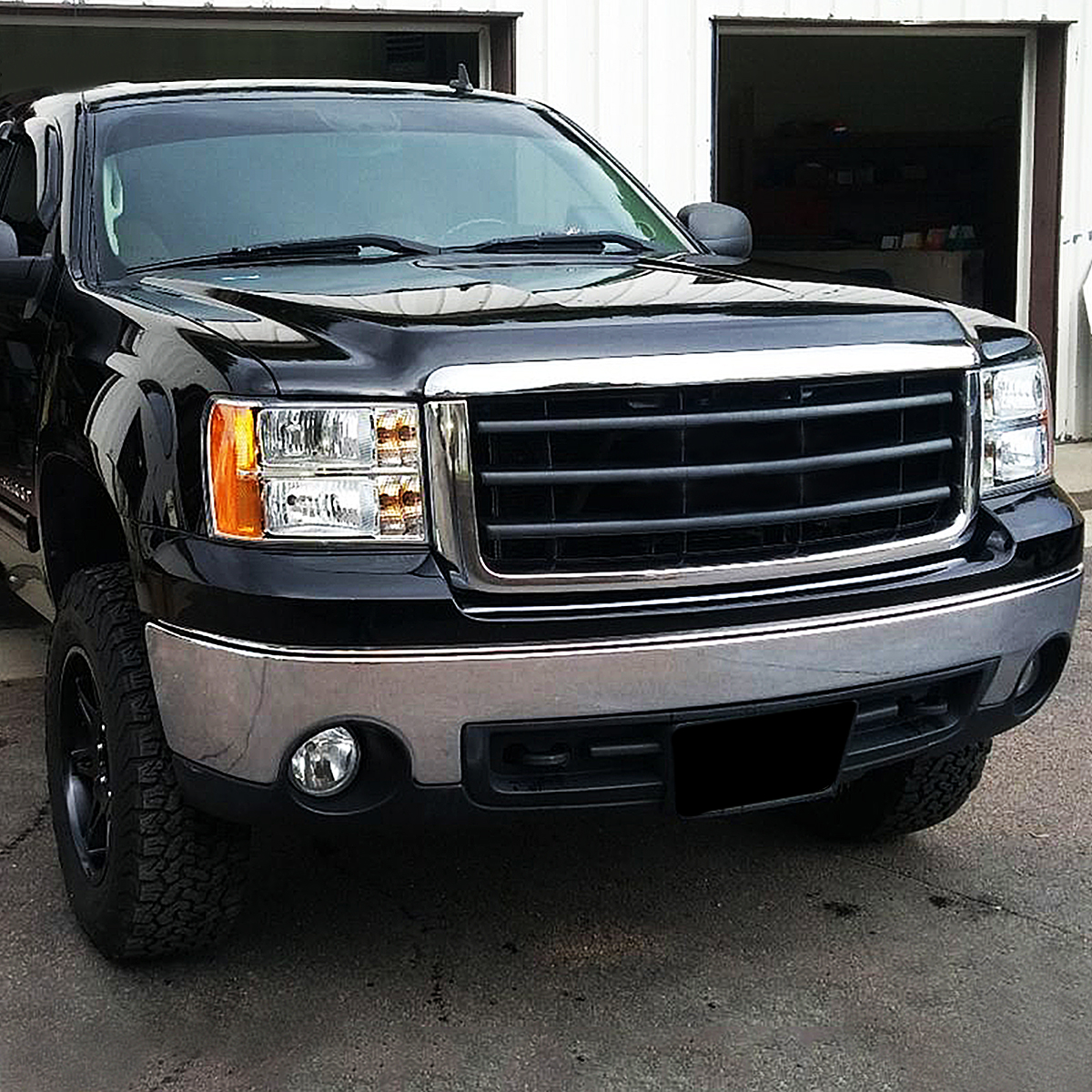2007 2013 Gmc Sierra 1500 2500hd 3500hd Crystal Clear Replacement