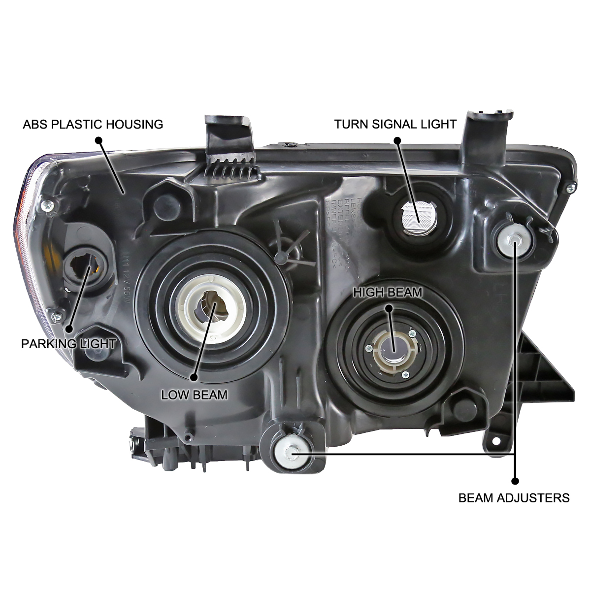 For 2007 2013 Toyota Tundra 2008 2014 Sequoia Replacement