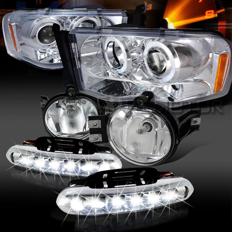 l12-2lflhpram02ctm-1 Halo Led Projector Headlights Wiring Installation Dodge Ram on