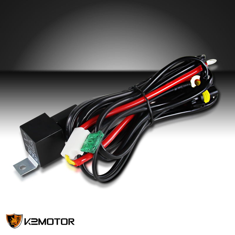 HID Xenon Conversion Wiring Relay Harness Fuse H1 H11 9005 9006 Kit on h4 wire harness, c10 wire harness, b16 wire harness, h1 wire harness, c5 wire harness, r6 wire harness, d2r wire harness, b14 wire harness, c3 wire harness, h22 wire harness, d2s wire harness,