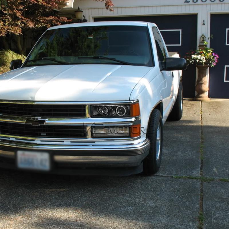 1988 Chevy Truck Headlights