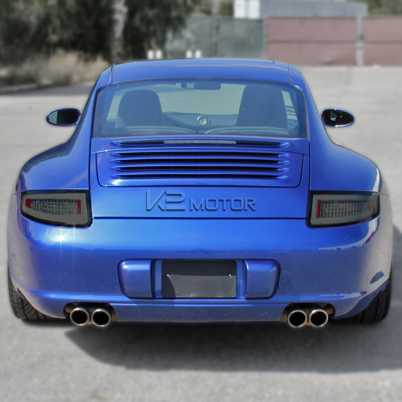 2005-2008 Porsche 911/997 Carrera Targa GT3 GT2 Turbo