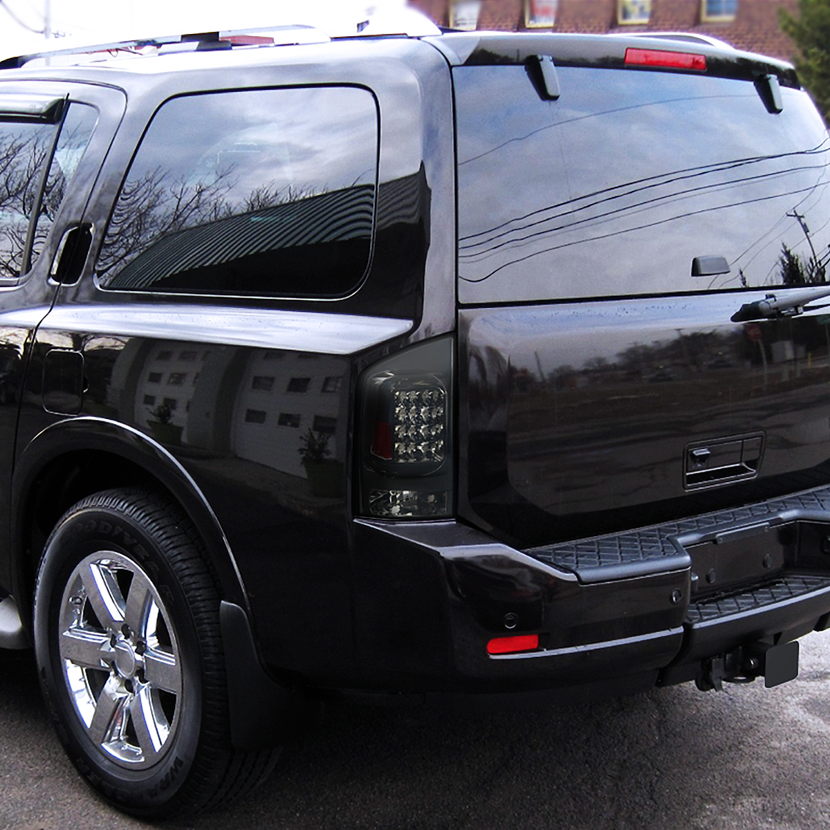 EFL 4x Front Rear Splash Guards Mud Flaps Fender For 2005-2016 Volkswagen Tiguan