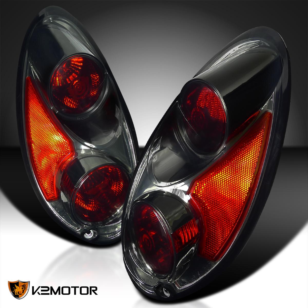 2001 2005 chrysler pt cruiser smoke tail brake lights. Black Bedroom Furniture Sets. Home Design Ideas