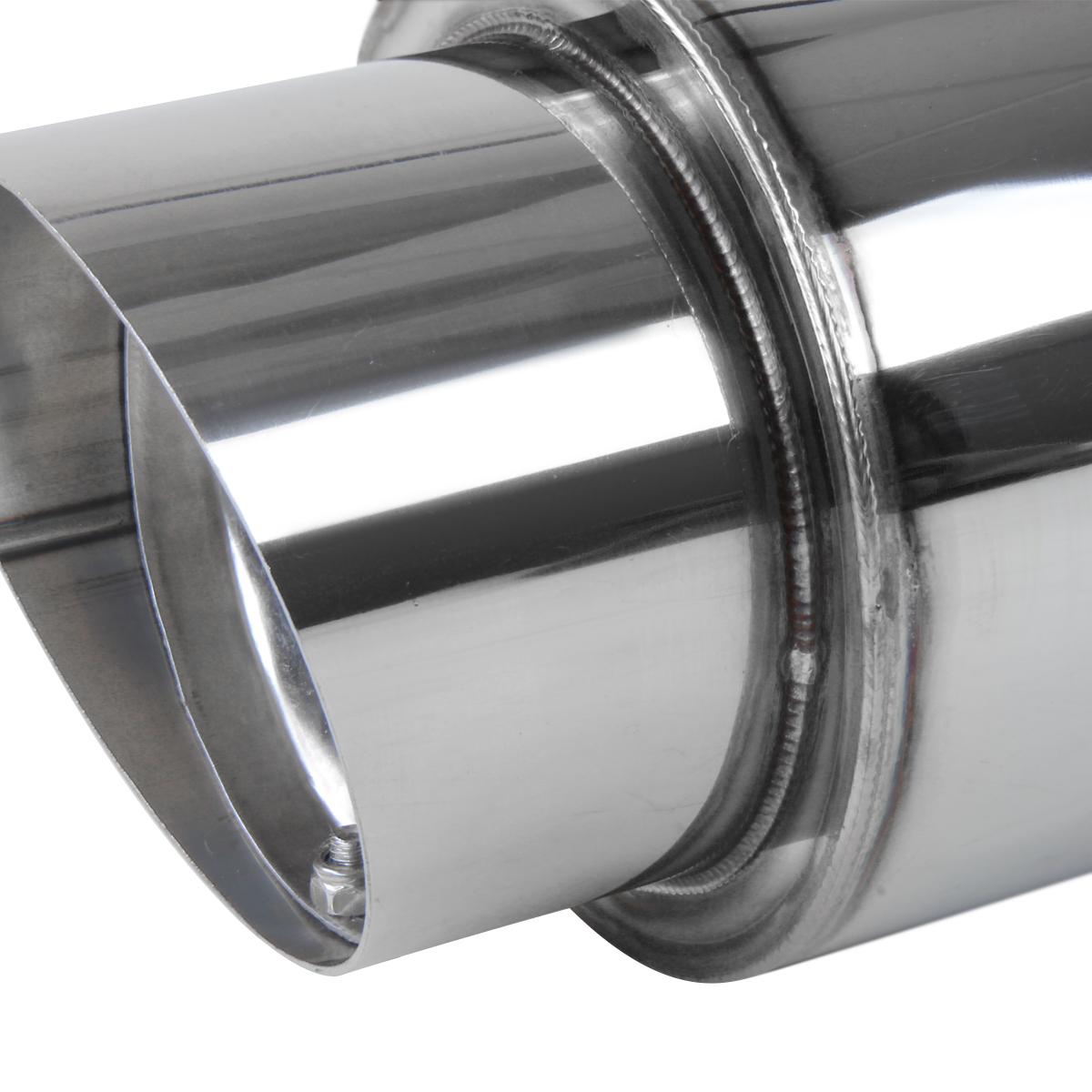 4-034-2-5-034-Inlet-Slant-Tip-Round-Chrome-Stainless-Steel-N1-Exhaust-Muffler