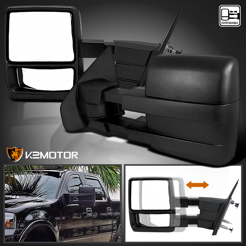 2004-2014 Ford F150 Pickup Truck MANUAL Telescoping Towing Side ...