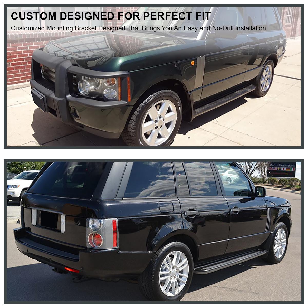 2003-2012 Land Rover Range Rover HSE Sport Aluminum