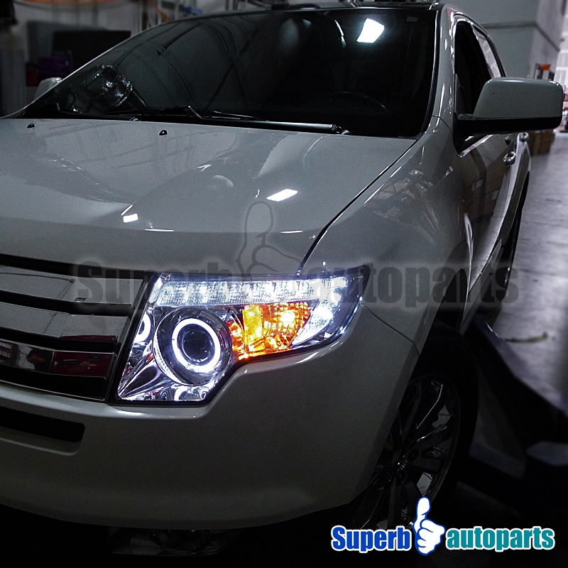Fitment   Ford Edge
