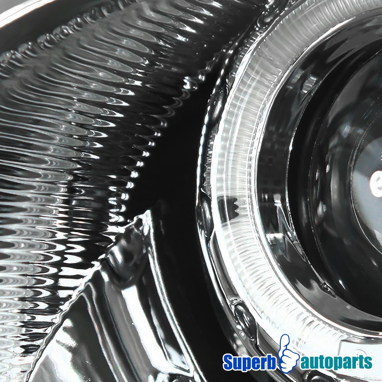 2012 Mini Cooper S Convertible For Sale: For 2007-2012 Mini Cooper S Halo Rim Headlights Signal