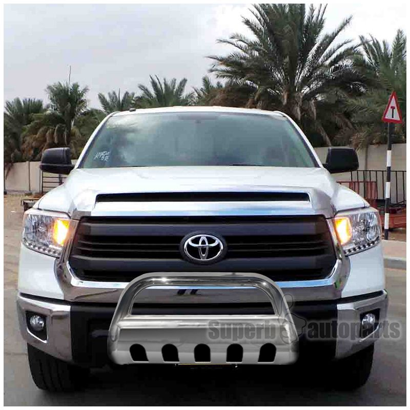 "2019 Toyota Sequoia: For 2007-2019 Toyota Tundra Sequoia 3"" S/S Bull Bar Push"
