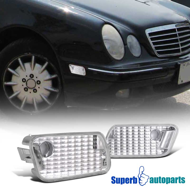 Car & Truck Bumpers & Parts Front Bumper Lower Side Grille PAIR ...