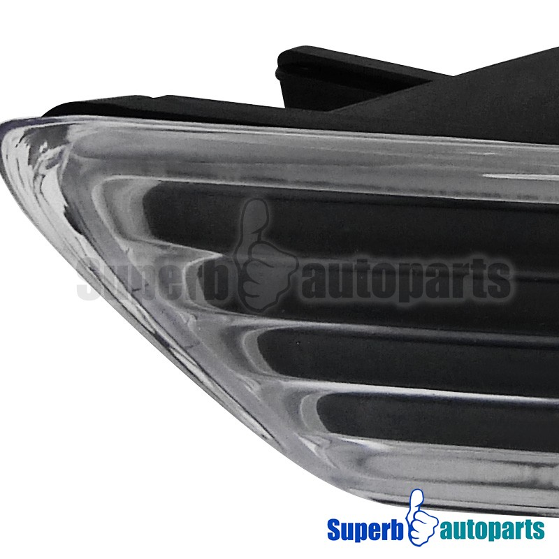 For 1998-2001 Acura Integra Front Bumper Lights Turn