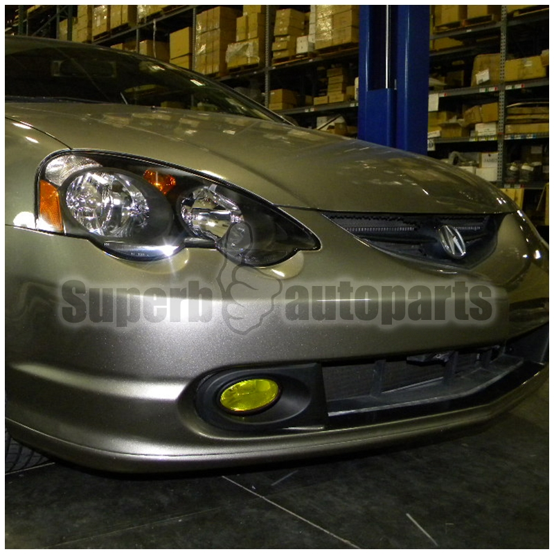 2002-2004 Acura RSX DC5 Type-S Driving Fog Lights W/Switch