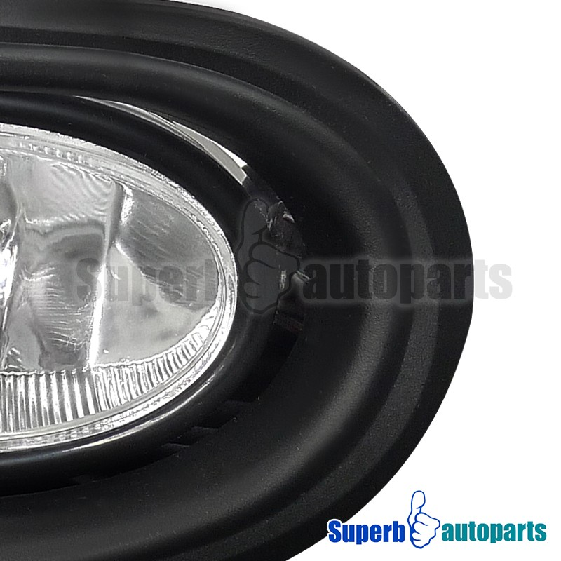 For 2002-2004 Acura RSX DC5 Type-S Driving Fog Lights W
