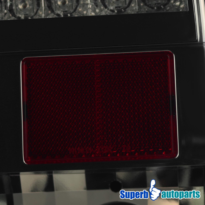 for 2005 2010 hummer h3 led replacement tail lights brake. Black Bedroom Furniture Sets. Home Design Ideas