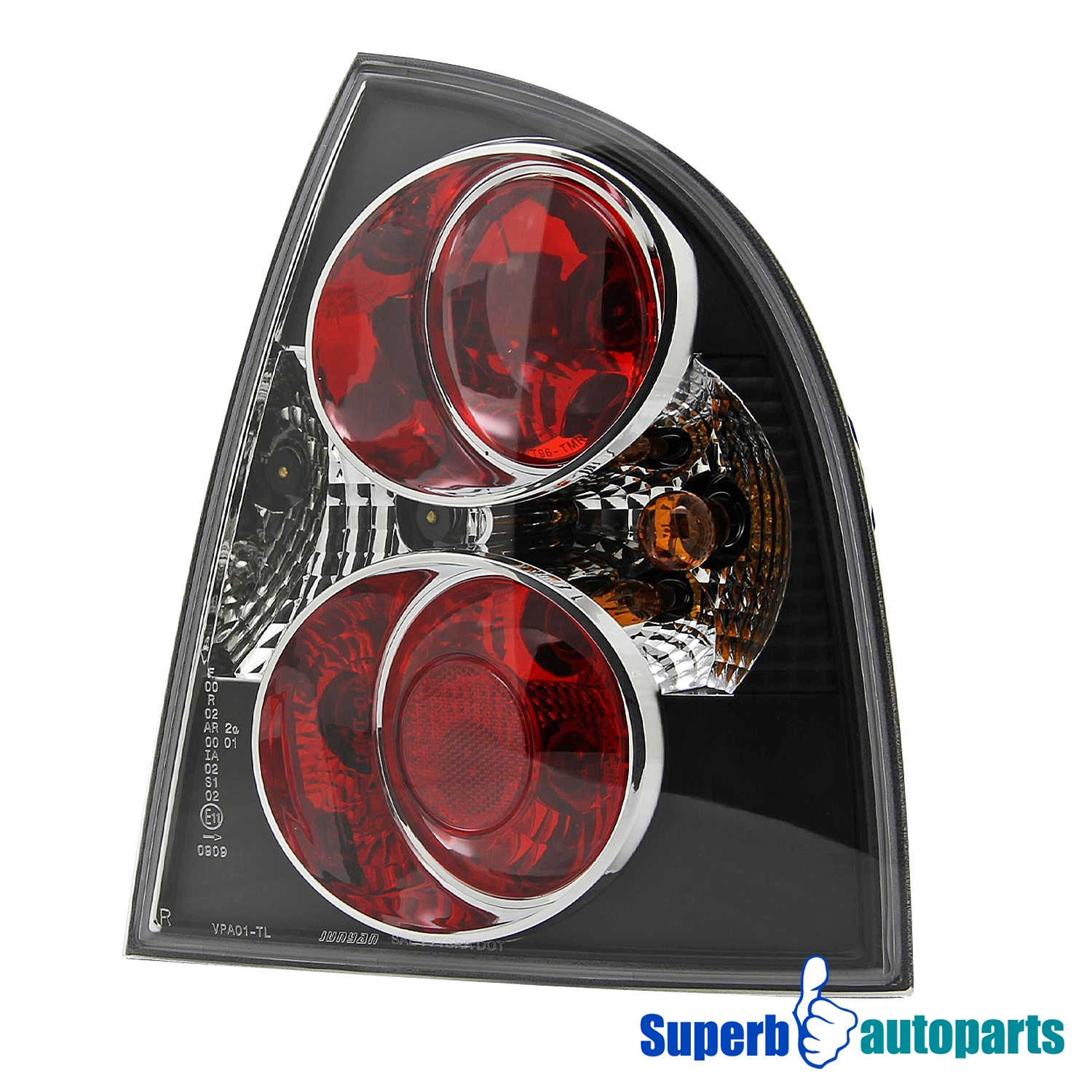 For 2001 2005 Vw Passat 4dr Replacement Tail Lights Brake