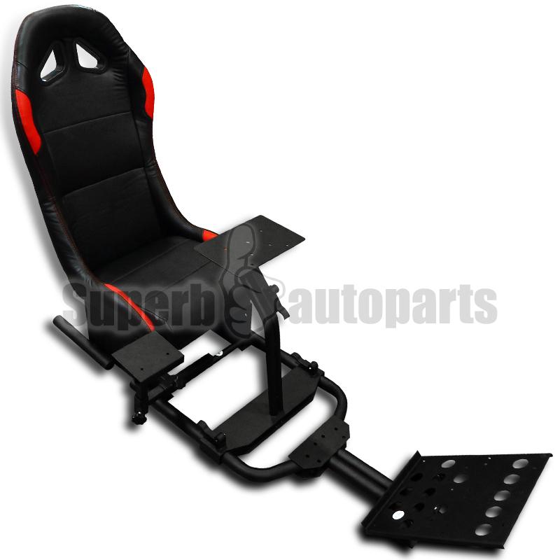 Race Car Gaming Seat