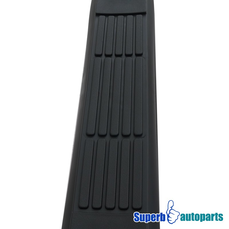 SPEC-D TUNING SSB3-SIV99XCBK-WB Silverado Sierra Extended Cab 3 Black S//S Running Board Side Step Bar