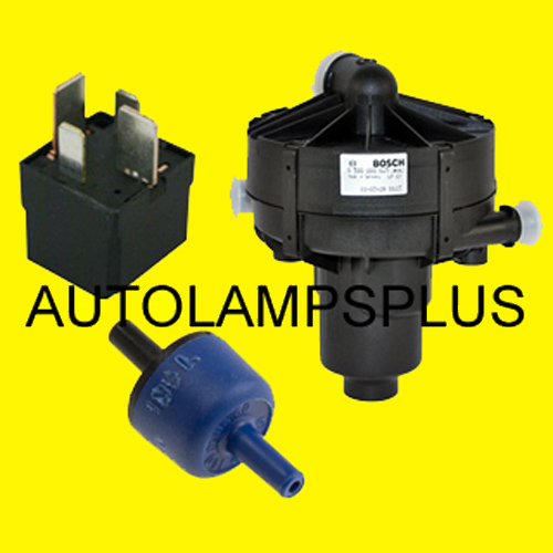 Mercedes secondary air injection smog air pump check valve for Mercedes benz secondary air pump