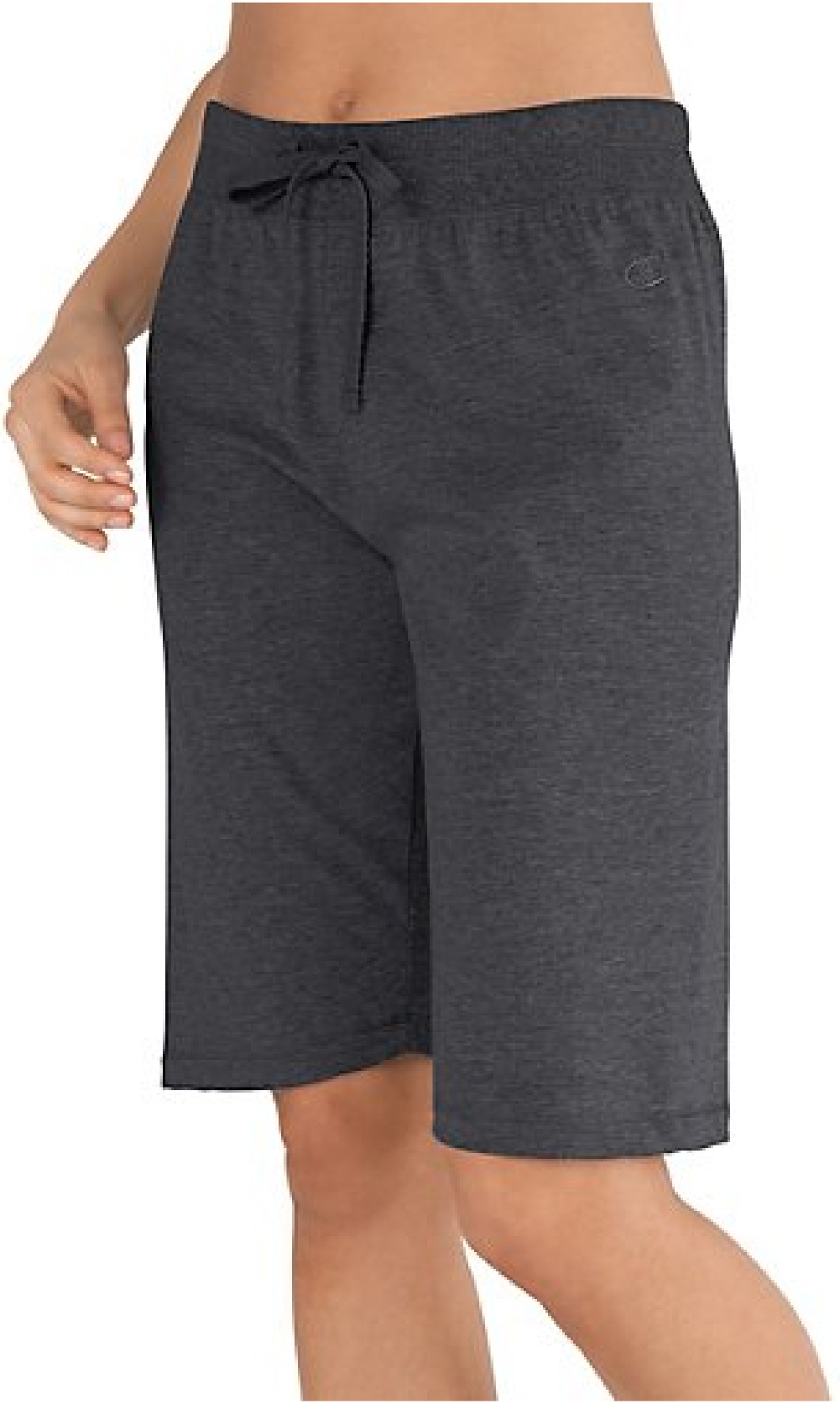 Womens Champion Favorite Cotton Jersey Bermuda Shorts - 8287 | eBay