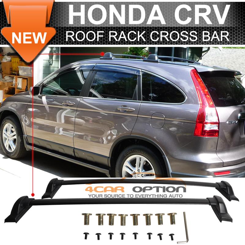 Fits Honda CRV CR-V 2007-2011 OE Style Black Top Roof Rack Cross Bar