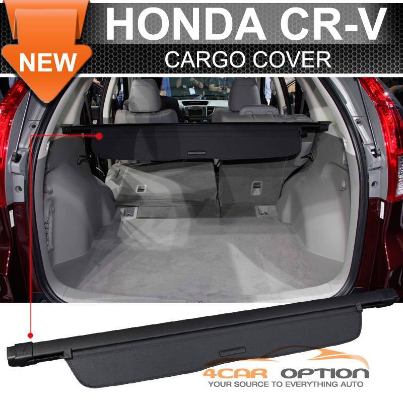 12-16 Honda CRV OE Factory Sty Black Rear Cargo Security