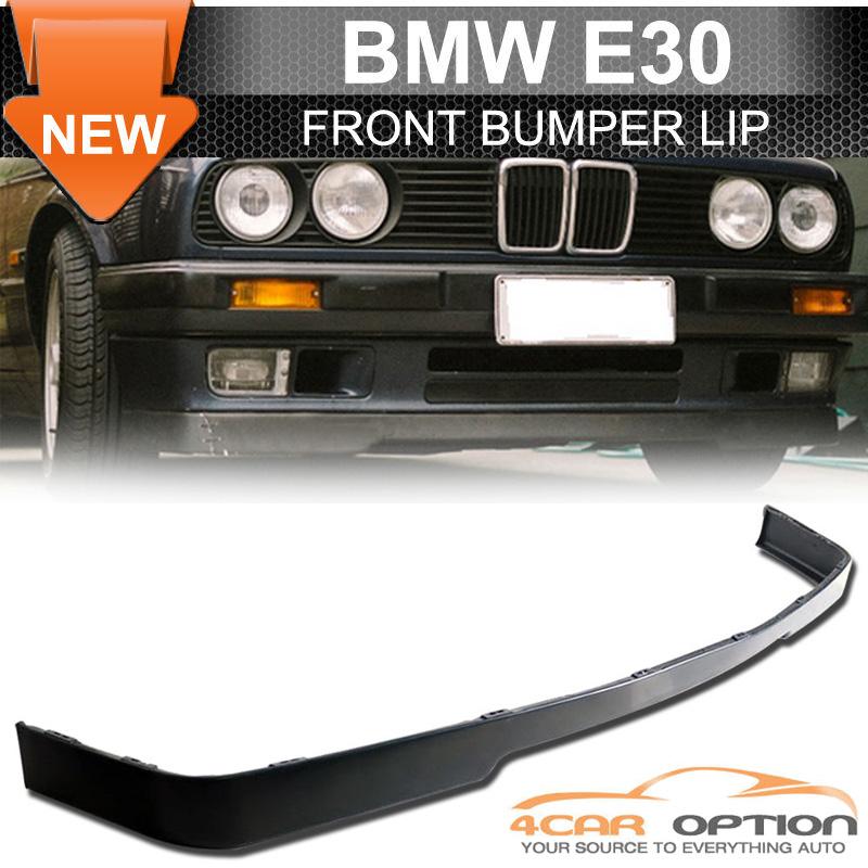Fits 84-92 E30 3-Series Mtech Msport Lower Valance Front