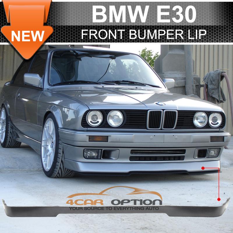 Fits 84-92 BMW E30 3-Series Mtech Msport Lower Valance