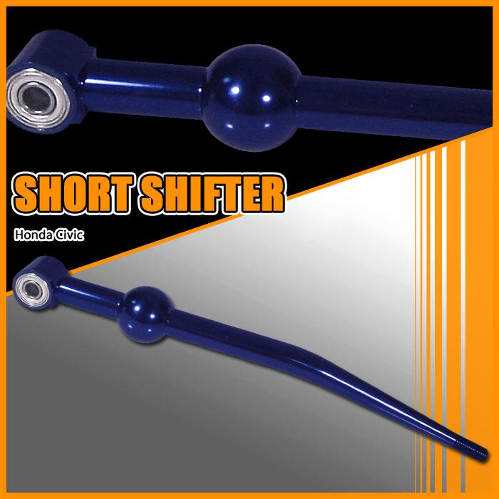 HERCHR Short Throw Shifter for Acura Integra 90 91 92 93 94-01 Blue