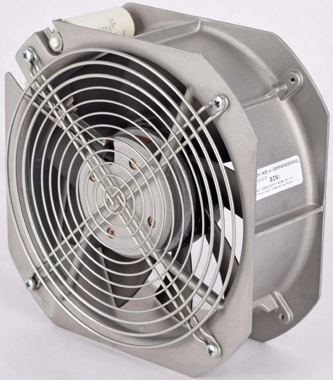 Ebm Papst W2E0-HH38-07 64/80W 607 CFM 225x80 mm AC Axial Tubeaxial Fan/Blower
