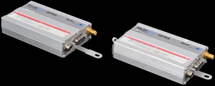 Multi-Tech MTCBA-G-F4 MultiModem GPRS 85.6Kbps Wireless Cellular Modem *New*