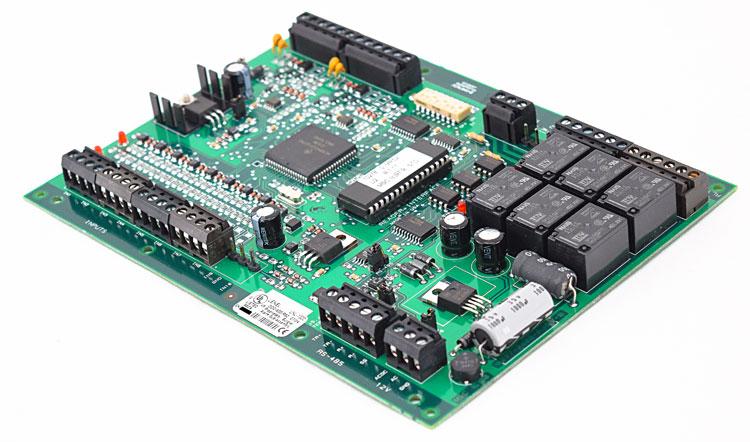 lenel lnl 1320 doc 600 r62 dual reader pcb circuit board. Black Bedroom Furniture Sets. Home Design Ideas