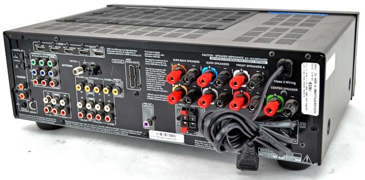 onkyo ht r570 7 1 ch 1200w 1080p hdmi digital audio video home rh ebay com onkyo ht-r570 specs onkyo ht-r570 manual pdf