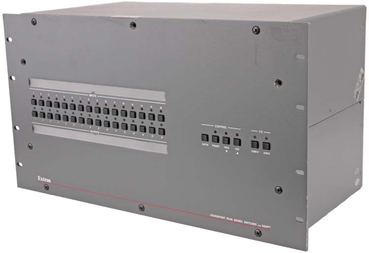 EXTRON CROSSPOINT MVX 1616 MATRIX SWITCHER DRIVER FOR WINDOWS 8