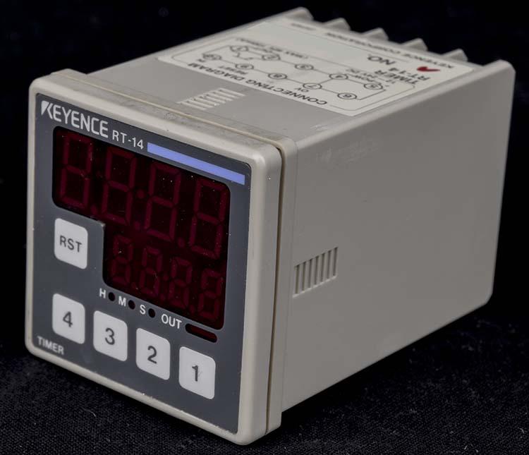 Keyence Rt 14 48mm De 4 Dígitos De Una Etapa Preestablecido