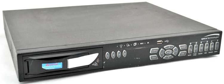 speco dvr4tl250 tl 4 ch 250gb hdd triplex security digital video rh ebay com