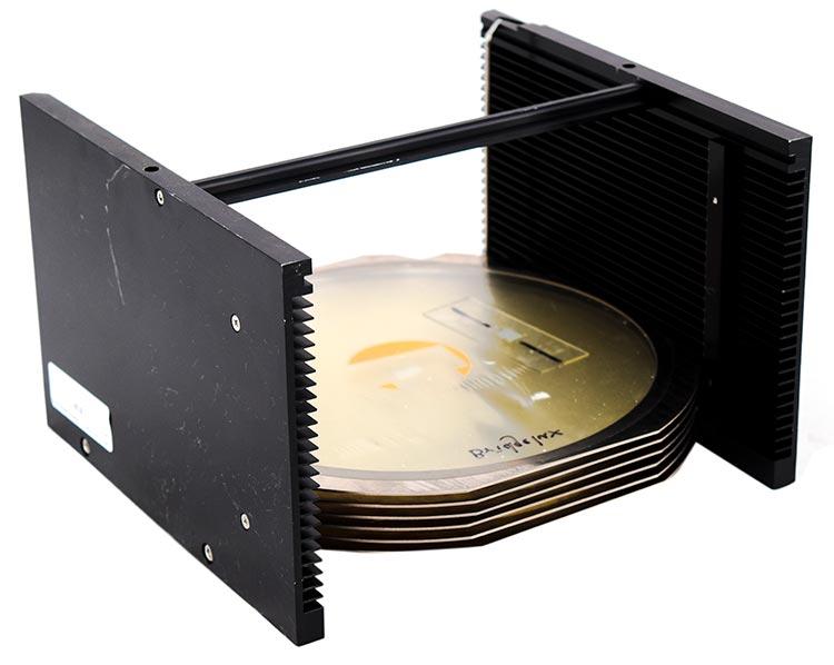 Disco 2-6-1 Industrial Wafer Holder 6