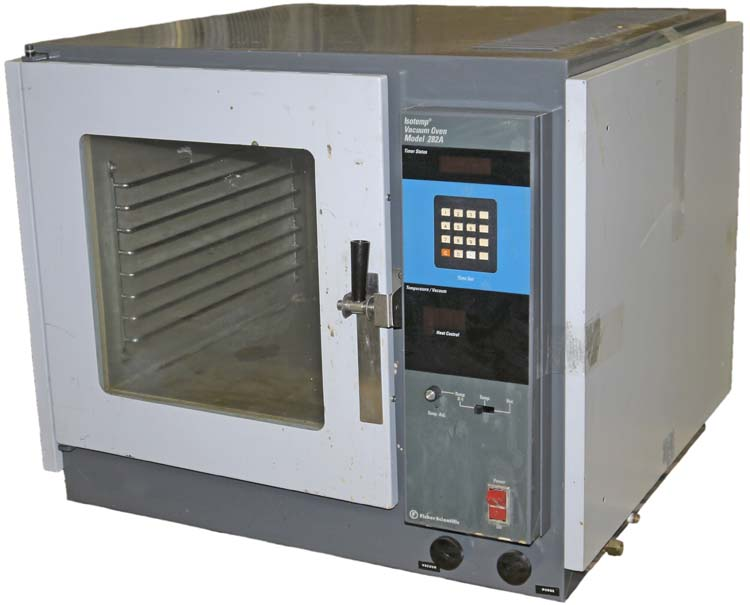 fisher scientific 282a laboratory 18x12x12 digital isotemp vacuum rh ebay com Fisher Scientific Oven Manual Fisher Scientific Oven Parts