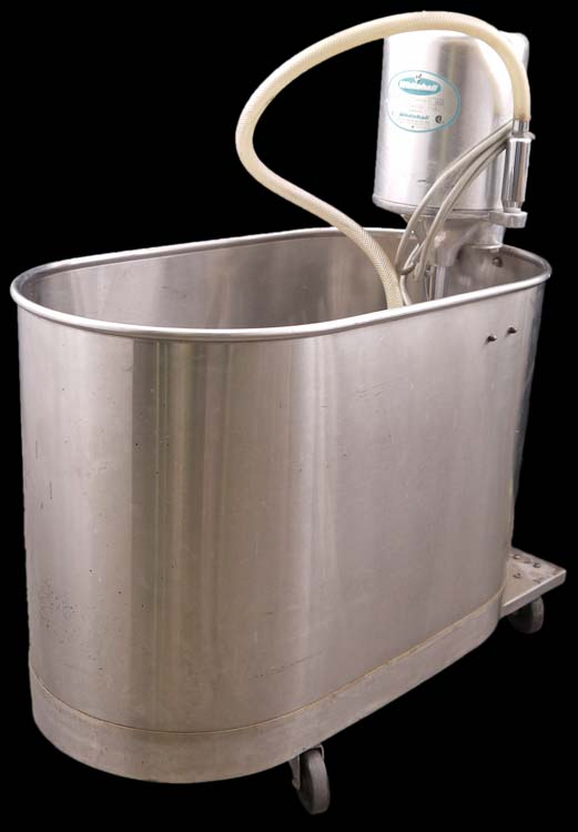 Hydrotherapy Whirlpool Tubs Mail: Whitehall JO-90 Mobile Hydrotherapy 22-Gallon Extremity