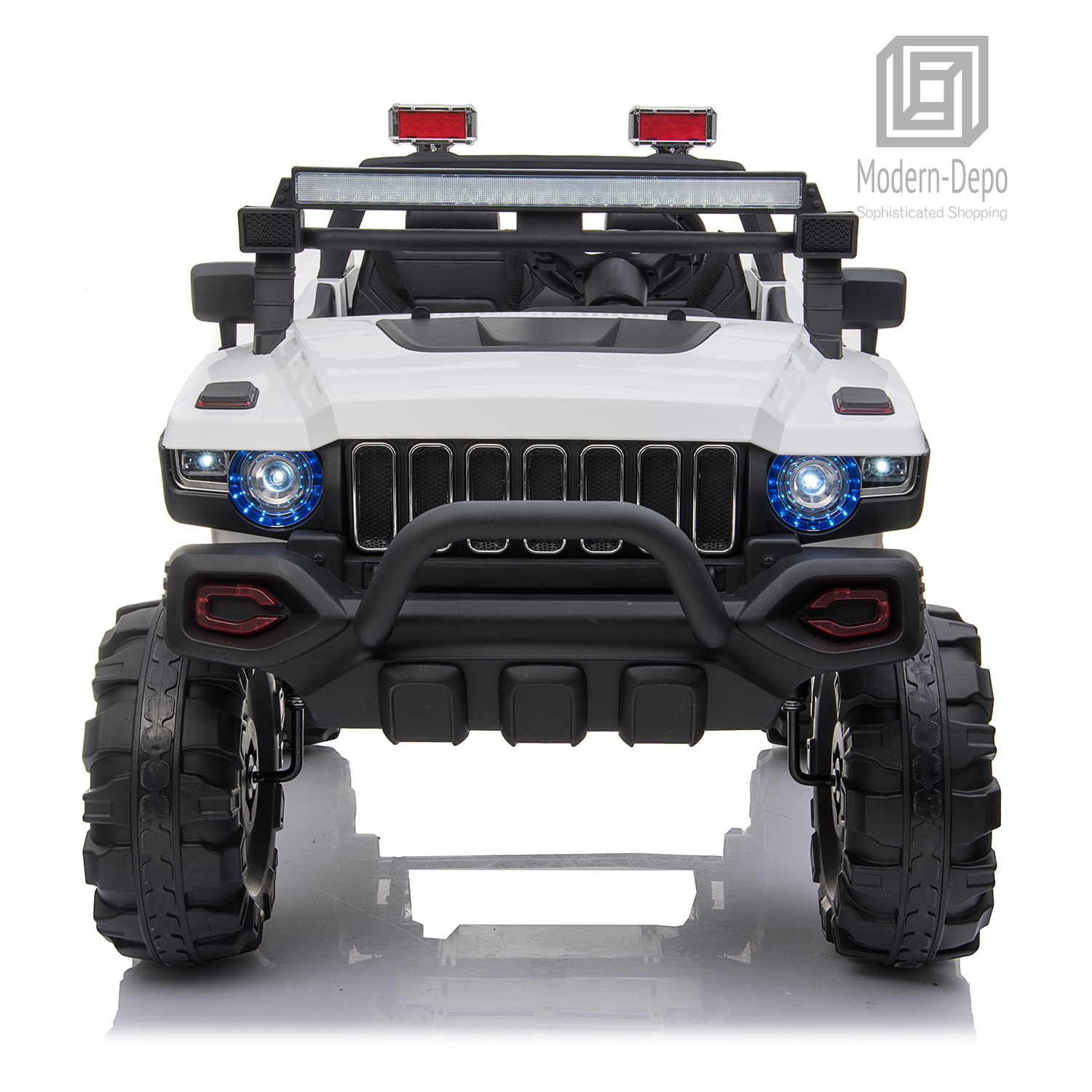 2-Seaters-4-4-Off-Road-Electric-12V-Ride-on-Car-with-Remote-Control miniature 35