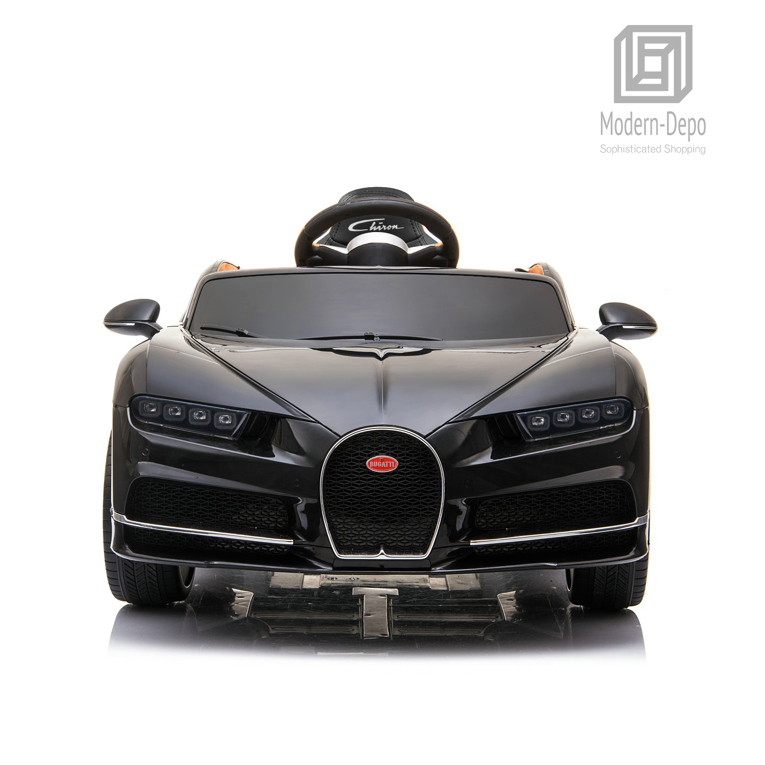 Bugatti-Chiron-12V-Kids-Ride-On-Car-with-Remote-Control-High-Speed-Motor miniature 9